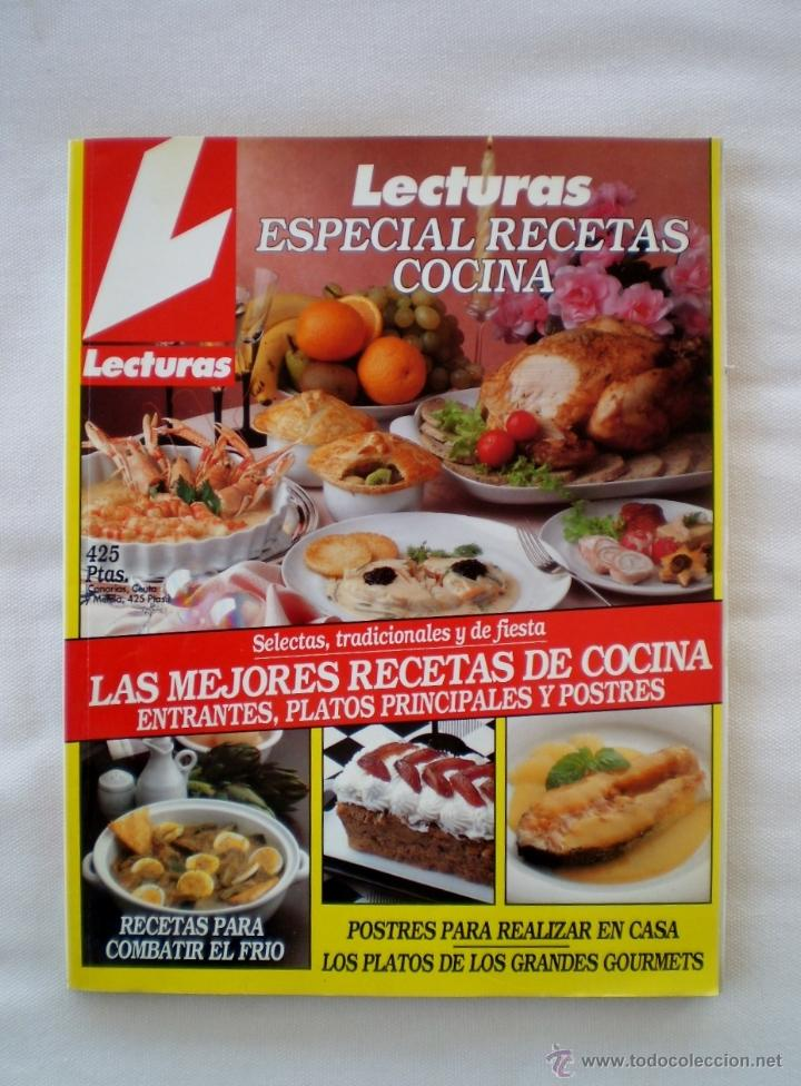 lecturas especial recetas de cocina n 4 comprar