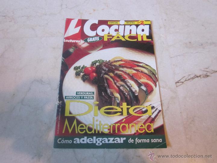 Lecturas cocina facil especial recetas n 2 comprar - Revista cocina facil lecturas ...