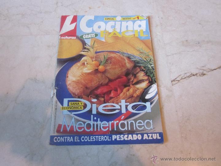 Lecturas cocina facil especial recetas n 1 comprar - Revista cocina facil lecturas ...