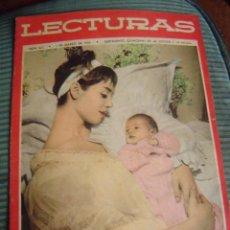 Coleccionismo de Revistas: REVISTA LECTURAS AÑO 1958 -- Nº 422. Lote 40403384