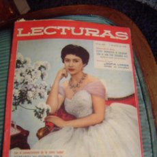 Coleccionismo de Revistas: REVISTA LECTURAS AÑO 1958 -- Nº 428. Lote 40403467