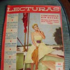 Coleccionismo de Revistas: REVISTA LECTURAS AÑO 1958 -- Nº 430. Lote 40403503