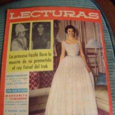 Coleccionismo de Revistas: REVISTA LECTURAS AÑO 1958 -- Nº 432. Lote 40403524