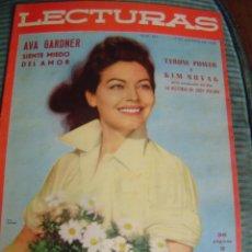 Coleccionismo de Revistas: REVISTA LECTURAS AÑO 1958 -- Nº 433. Lote 40403547