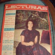 Coleccionismo de Revistas: REVISTA LECTURAS AÑO 1958 -- Nº 434. Lote 40403597