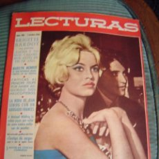 Coleccionismo de Revistas: REVISTA LECTURAS AÑO 1958 -- Nº 436. Lote 40403627