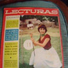Coleccionismo de Revistas: REVISTA LECTURAS AÑO 1958 -- Nº 437. Lote 40403653