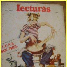 Magazine Collection - Lecturas revista, 1949 octubre - 40881031
