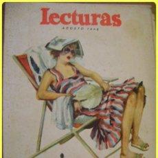 Magazine Collection - Lecturas revista, 1949 agosto - 40881054