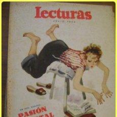Magazine Collection - Lecturas revista, 1949 julio - 40881064
