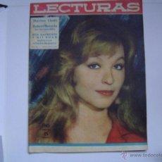 Coleccionismo de Revistas: REVISTA LECTURAS. Lote 40894453