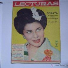 Coleccionismo de Revistas: REVISTA LECTURAS. Lote 40894488