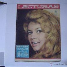 Coleccionismo de Revistas: REVISTA LECTURAS. Lote 40894561