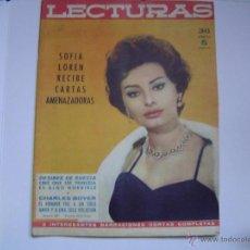 Coleccionismo de Revistas: REVISTA LECTURAS. Lote 40894629