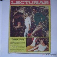 Coleccionismo de Revistas: REVISTA LECTURAS. Lote 40894674