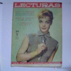 Coleccionismo de Revistas: REVISTA LECTURAS. Lote 40894772