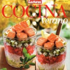 Coleccionismo de Revistas: LECTURAS COCINA N. 84 VERANO - RECETAS RAPIDAS Y MUY REFRESCANTES (NUEVA). Lote 102671183