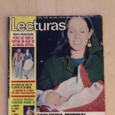 Coleccionismo de Revistas: REVISTA LECTURAS FEBRERO 1975.. Lote 41776732