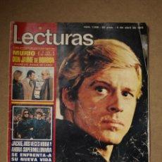 Coleccionismo de Revistas: REVISTA LECTURAS ABRIL 1975.. Lote 41877950