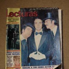 Coleccionismo de Revistas: REVISTA LECTURAS Nº 1.180 NOVIEMBRE 1974.. Lote 41890889