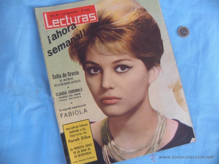 Coleccionismo de Revistas: REVISTA LECTURAS AÑO 1963-64. LOTE DE 5 REVISTAS - Foto 11 - 42146168