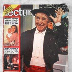 Coleccionismo de Revistas: LECTURAS - 1982 - JANE SEYMOUR, PACO MARTÍNEZ SORIA, VICTORIA PRINCIPAL, LOS CHICHOS, AMPARO MUÑOZ. Lote 44143049