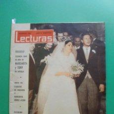 Coleccionismo de Revistas: Nº 516 01/02/1962 SARA MONTIEL - SHIRLEY MACLAINE - GRACE KELLY - FALLERA MAYOR 1962. Lote 42620564