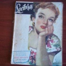 Coleccionismo de Revistas: LECTURAS - AÑO XXVII - NUM. 276 - OCTUBRE DE 1947. Lote 42703456