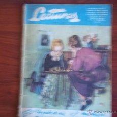 Coleccionismo de Revistas: REVISTA LECTURAS - AÑO XXVII - Nº 270 - ABRIL DE 1947. Lote 42703728