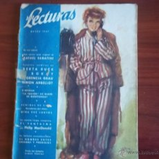 Coleccionismo de Revistas: REVISTA LECTURAS - AÑO XXVII - Nº 269 - MARZO DE 1947. Lote 42703772