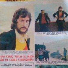 Colecionismo de Revistas: RECORTES JUAN PARDO. Lote 42837851