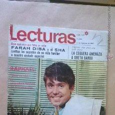 Coleccionismo de Revistas: REVISTA LECTURAS 1967 -. Lote 43245594