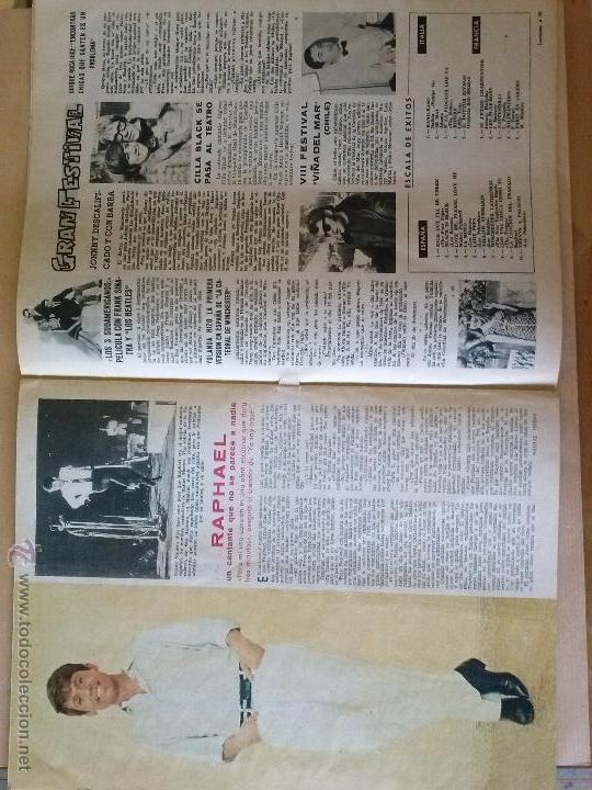 Coleccionismo de Revistas: revista lecturas 1967 - - Foto 2 - 43245594