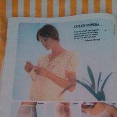 01e79606c4 recortes anuncio vintage belcor sostenes y faja - Comprar Revista Lecturas  en todocoleccion - 44105894