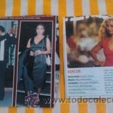 Coleccionismo de Revistas: RECORTES LOLITA FLORES. Lote 44108272