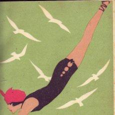 Coleccionismo de Revistas: LECTURAS. 3 NºS. EN 1 TOMO. NºS: 74 - 75 - 76. AÑO 1927.. Lote 45943786