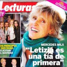 Collectionnisme de Magazines: REVISTA LECTURAS Nº 3.222 DICIEMBRE 2013. Lote 47205174