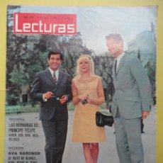 Coleccionismo de Revistas: LECTURAS Nº 685. JUNIO 1965. DUO DINÁMICO. Lote 48113426