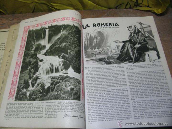Coleccionismo de Revistas: REVISTA LECTURAS ENERO 1933 - Foto 3 - 48618637