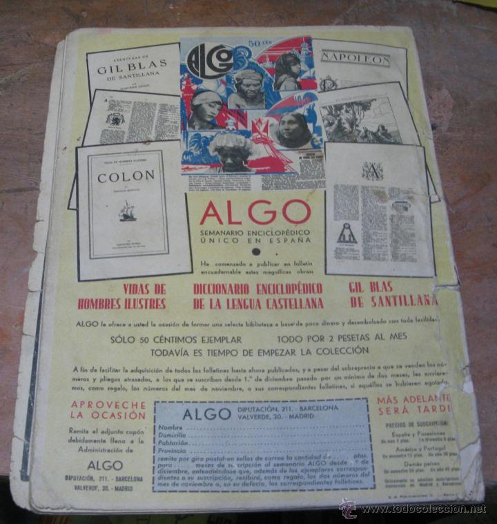 Coleccionismo de Revistas: REVISTA LECTURAS ENERO 1933 - Foto 5 - 48618637