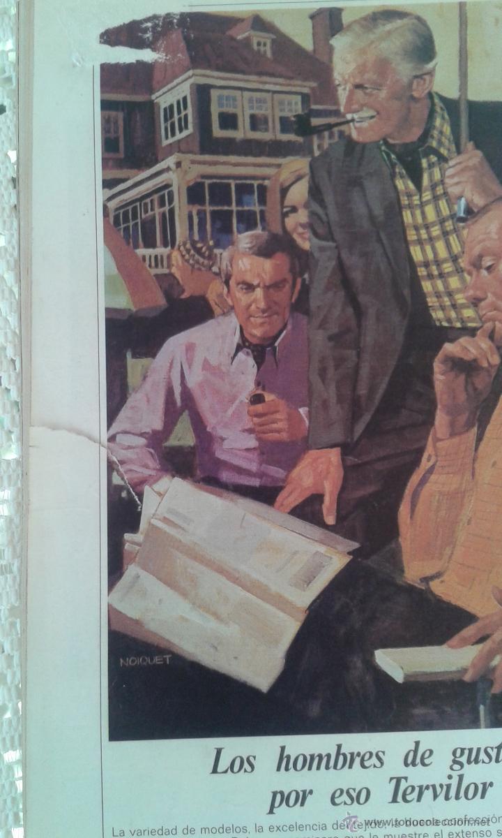 Coleccionismo de Revistas: REVISTA LECTURAS Nº 807 6 DE OCTUBRE 1967 - Foto 2 - 48654751