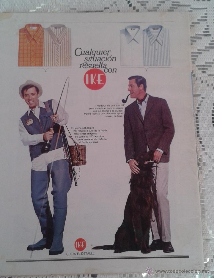 Coleccionismo de Revistas: REVISTA LECTURAS Nº 813 17 DE NOVIEMBRE 1967 - Foto 2 - 48654822