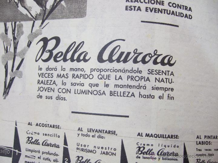 Coleccionismo de Revistas: REVISTA LECTURAS - 1960 - SARA MONTIEL - BEATRIZ DE SABOYA - MARLENE DIETRICH - FARAH DIBAH - Y MAS - Foto 4 - 48661712