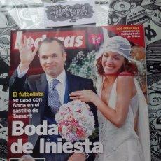 Coleccionismo de Revistas: REVISTA LECTURAS-Nº3147. BODA DE INIESTA. Lote 49174137