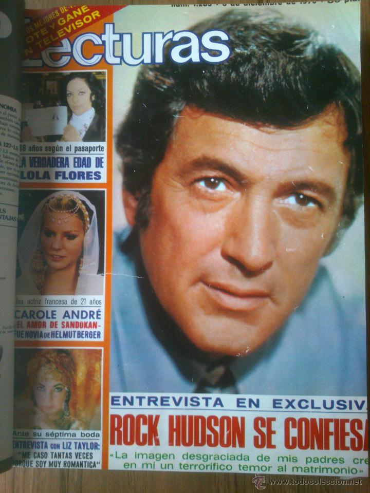 Coleccionismo de Revistas: Revista Lecturas año 1976-1981.HISTORIA DE ESPAÑA.FELIX RODRIGUEZ.13 revistas. - Foto 10 - 50053471