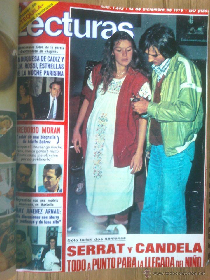 Coleccionismo de Revistas: Revista Lecturas año 1976-1981.HISTORIA DE ESPAÑA.FELIX RODRIGUEZ.13 revistas. - Foto 14 - 50053471