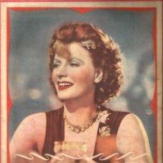 Coleccionismo de Revistas: EL HOGAR Y LA MODA (FEBRERO DE 1945) EN CUBIERTA: GRETA GARBO. Lote 51129264