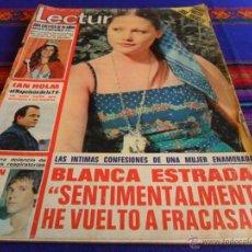 Coleccionismo de Revistas: LECTURAS Nº 1221 12-9-1975 BLANCA ESTRADA IAN HOLM JUAN RIBÓ. PÓSTER JOSÉ AUGUSTO. . Lote 52996701