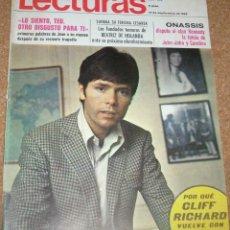 Coleccionismo de Revistas: LECTURAS 908-12 SEPTBRE 1969-BEATLES, DYLAN Y MAS EN LA ISLA DE WIGHT. Lote 54049295