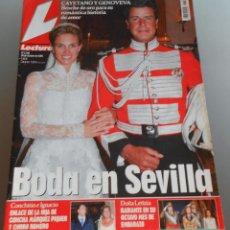 Coleccionismo de Revistas: LECTURAS Nº 2796. Lote 54420554